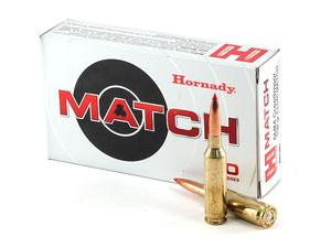 Hornady Match 6mm Creedmoor 108gr ELD-Match 20rd