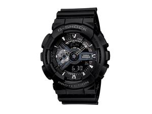 Casio G-Shock XL Stealth Black Ana-Digi GA110-1B