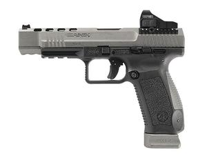 "Canik TP9SFX 5.25"" 9mm Pistol 20rd w/ Vortex Viper Red Dot"