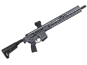 "Sig Sauer MCX Virtus 5.56mm 16"" W/ Red Dot - CA"