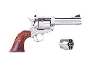 "Ruger Blackhawk 10mm/.40S&W 4.6"" SS Convertible"