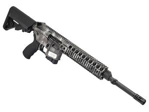 LMT CQB16 5.56mm Gray Camo Rifle - CA