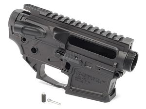 ZEV AR-15 Billet Receiver Set Black