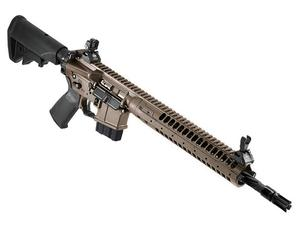 "LWRC IC SPR 5.56mm 14.7"" Patriot Brown Rifle - CA"