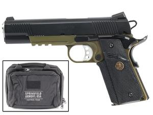 Springfield 1911-A1 .45 Loaded MC Operator NS 18 Package- CA