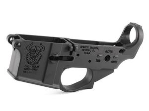 Spike's Tactical Viking Stripped Lower No Colorfill