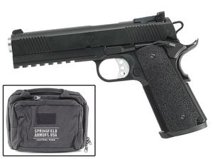 Springfield 1911-A1 .45 TRP Operator Full Length Rail 18 Package- CA