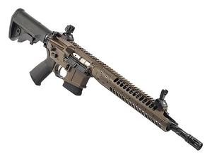 "LWRC IC-A5 5.56mm Patriot Brown 14.7"" - Factory CA"