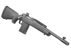 "Ruger Scout Rifle .308 Win 16.1"" Rifle Black Synthetic"