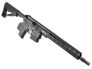 "Zev Large Frame Billet Rifle .308/7.62 16"" Black - CA Featureless"