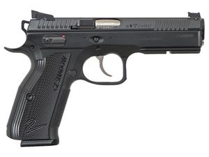 CZ Accushadow 2 9mm Pistol Black