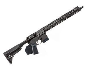 BCM RECCE-16 MCMR Carbine Black - CA Featureless