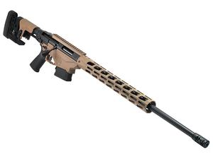 "Ruger Precision Rifle M-LOK 24"" 6.5 Creedmoor Barrett Brown"