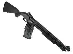 "Mossberg 590M 18.5"" 12GA Shotgun w/ GRS Heat Shield"