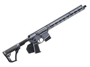 Daniel Defense M4V7 Tornado Gray M-LOK Rifle - CA Featureless