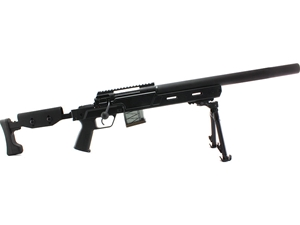 "B&T SPR300 Suppressed Precision Rifle .300BLK 9.8"" Black"