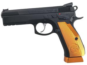 CZ SP-01 Shadow Orange 9mm Pistol By CZ Custom