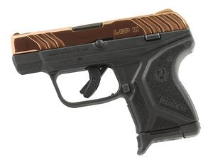 Ruger LCP II .380 ACP Pistol Rose Gold
