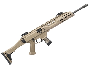 CZ Scorpion EVO 3 S1 Carbine 9mm 20rd FDE - BLEM