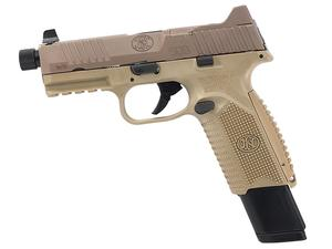 "FN 509 Tactical 9mm NMS FDE/FDE 4.5"" TB"