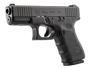 Glock 19 Gen4 9mm Front Serrations w/ Night Sights