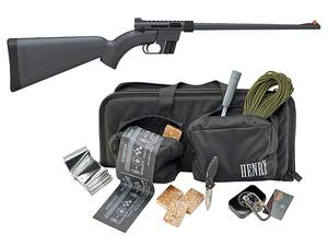 "Henry US Survival Rifle 22LR 16.5"" Survival Pack"
